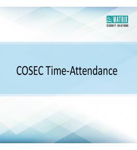 COSEC TIME-ATTENDANCE