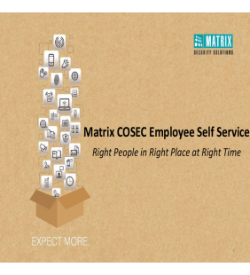 COSEC Employee Self Service